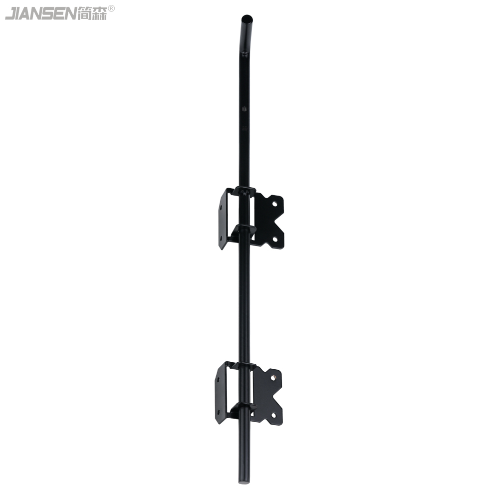 "wholesale 24""Stainless steel 304 vinyl/wood fence gate drop rod -JL1910"