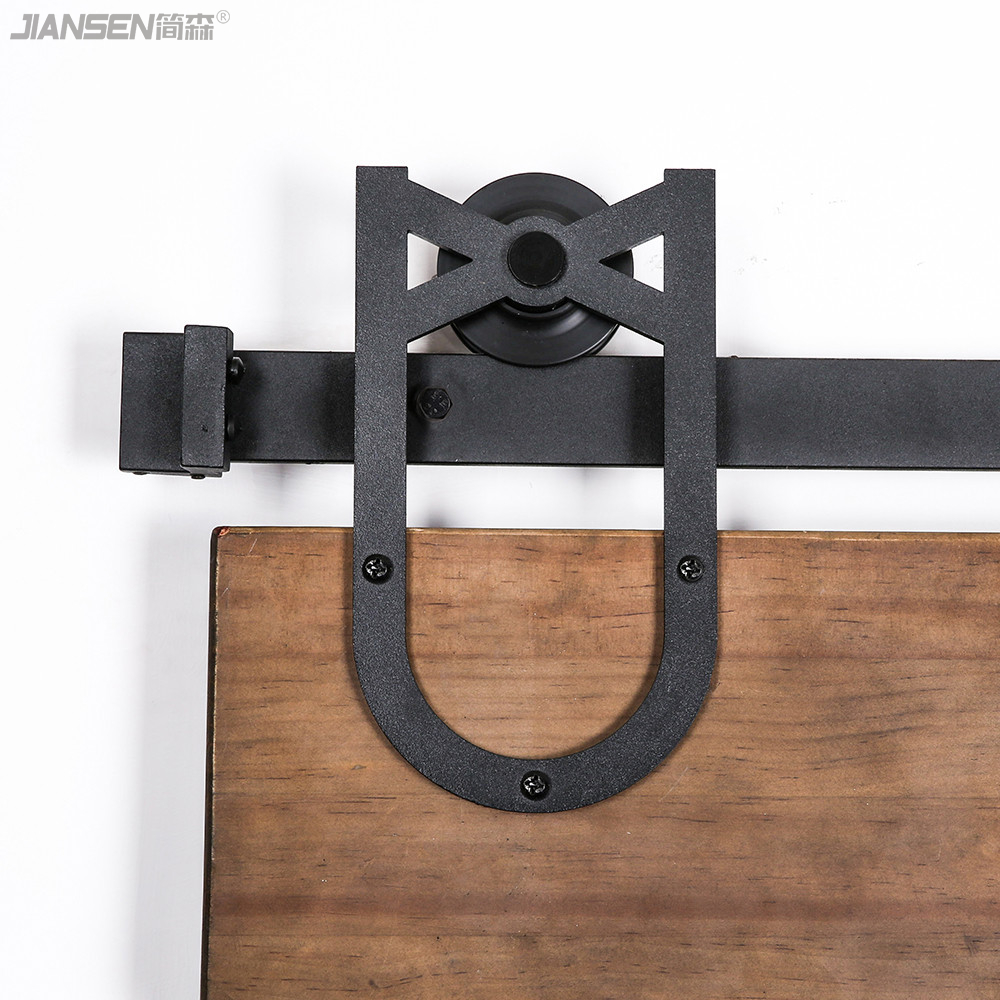 wholesale barn door hardware track track-hm2004